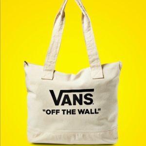 Vans Accessories - 👦COLLECTORS♥️CHECKERED SHOE BAG VANS OF THE WALL
